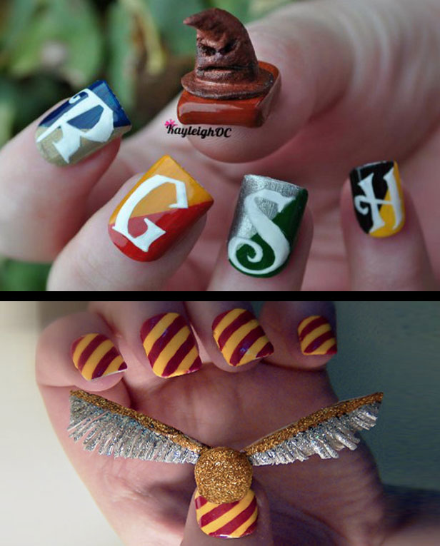 The Nerdy Nail Art of Kayleigh O\'Connor - Mindhut - SparkNotes