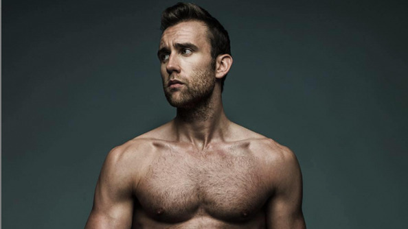 Neville Longbottom Cements His Status as the Hottest Hogwarts Alum with this RIDICULOUSLY SCHMEXY Instagram Pic