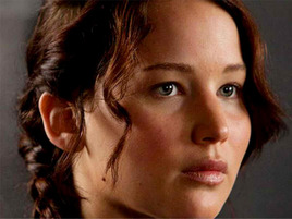 You Are Going to Hyperventilate SO HARD When You See This Brand-New Katniss Clip