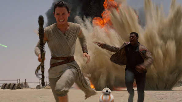 JEDIS, REJOICE: Vanity Fair Just Released Awesome New Pix for <em>The Force Awakens</em>!