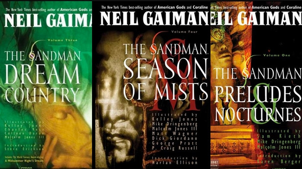 MindHut at Comic-Con: Neil Gaiman Returns to Sandman in 2013