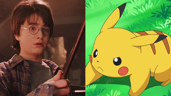 The Book Report: There's Going to Be a Harry Potter Version of Pokemon Go!