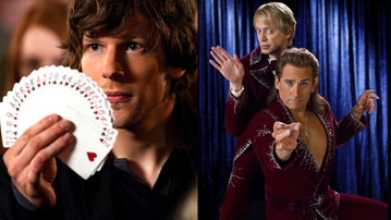 Now You See Me VS. The Incredible Burt Wonderstone: Which MAGIC MOVIE Do You Want to See?