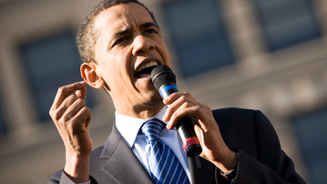 Obama Sings The Blues, and Other Presidential Performances We Love