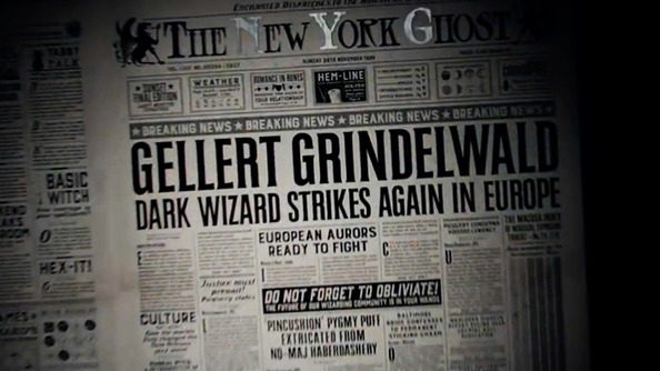 J.K. Rowling Has Confirmed That We're Getting FIVE Whole <em>Fantastic Beasts</em> Movies!
