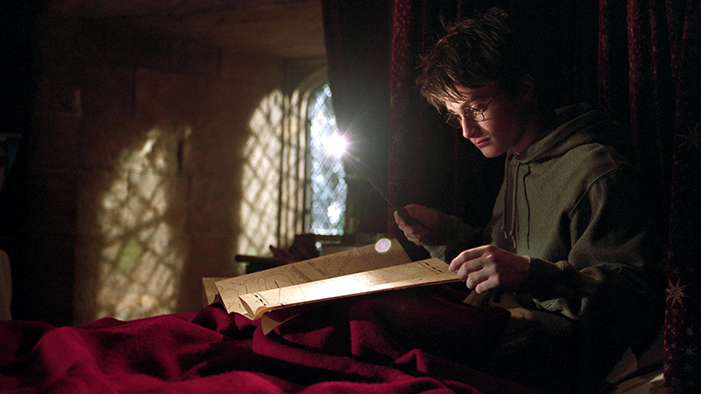 What Your Favorite Harry Potter Book Says About You