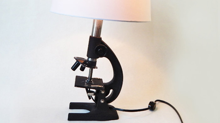 Great Uses for All That Old Laboratory Equipment You Have Lying Around