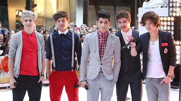 6 Questions About One Direction