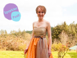 Making My Prom Dress: The Finale!