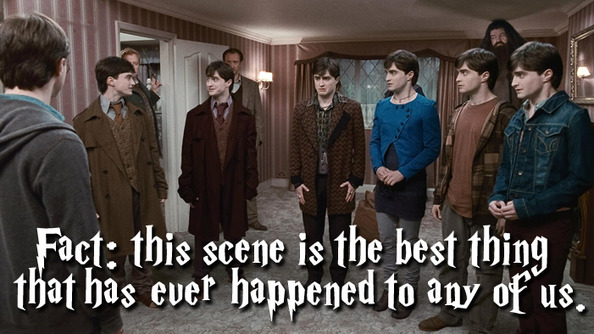 A Roundup of Our Favorite Harry Potter Facts (AKA the Greatest Thing You'll Read All Week)