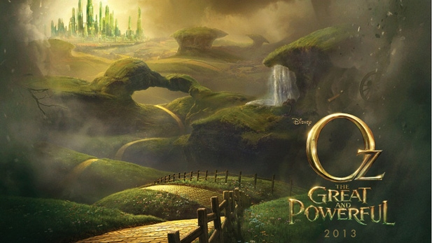 TRAILER: Oz: The Great and Powerful