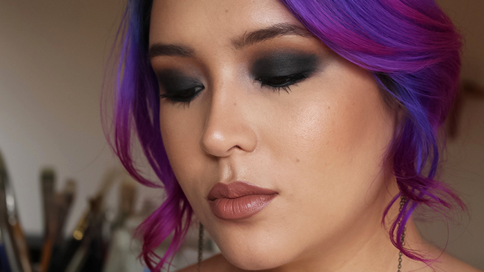 How to Actually Wear Black Eyeshadow