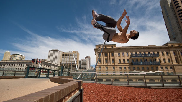 The 5 Best Parkour Videos on the Web