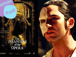 The Phantom of the Opera is a Deformed Psychopath, and He STILL Gets More Kisses Than Me