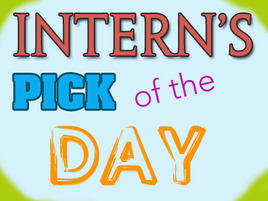 Intern's Pick of the Day