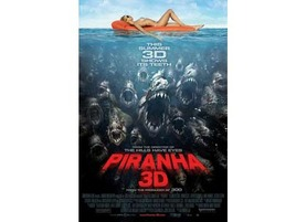 Dreadful Movie Posters: Piranha 3D