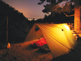 Things That SHOULD Come With Your Tent