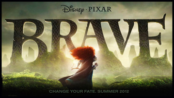 We're Squeeing Over Pixar's Brave... Join Us, Won't You!?