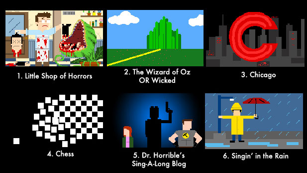 Pixel Puzzle Challenge: Scary Movie Edition