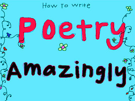 Megan's Life Lessons: How to Write Incredible PoetryIncredibly