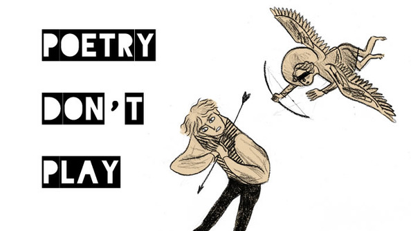 In Honor of National Poetry Month, We're Becoming Poetry Insurgents