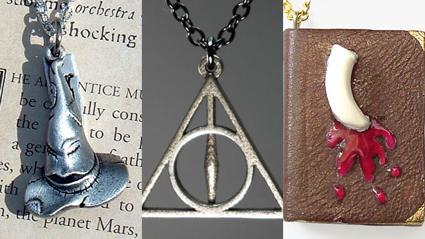 Cool and Quirky Harry Potter Jewelry