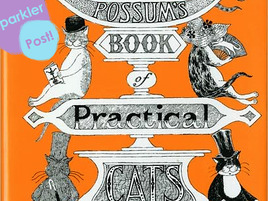 One Year, 100 Books: Old Possum's Book of Practical Cats