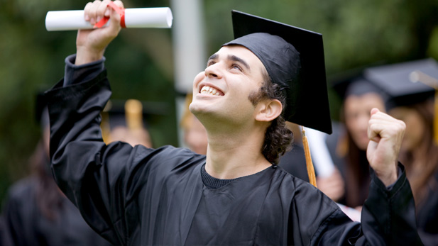 Sparklife The Guys Guide To What To Wear Under Your Graduation Robe