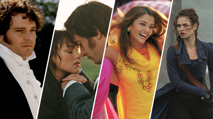 Every <i>Pride and Prejudice</i> Adaptation, Ranked