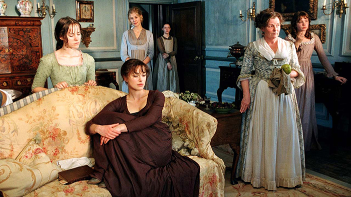 Sorting the Characters from Pride and Prejudice into Hogwarts Houses