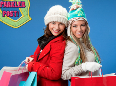 Flyergirl13 Tells You How—To Go Holiday Shopping