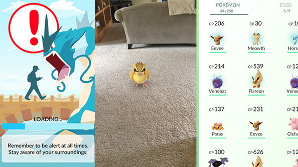 22 Real Things I Said Over the Weekend Because of Pokemon GO