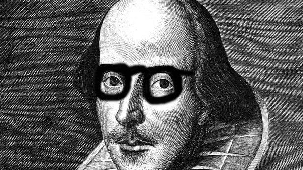 Geek Quiz: Real Talk and Shakespeare