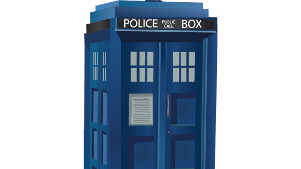 They're Redesigning the TARDIS, You Guys!