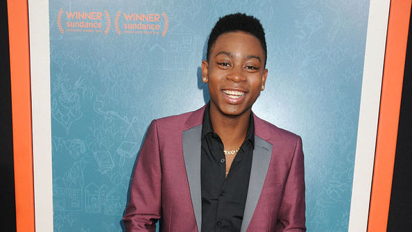 SPARKLIFE EXCLUSIVE: We Talked to RJ Cyler from <i>Me & Earl & the Dying Girl</i> About Cliques, Cuttlefish, and the Advantages of Being Weird