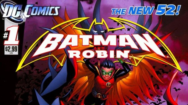 This Character Needs a Comic: Robin (Damian Wayne)