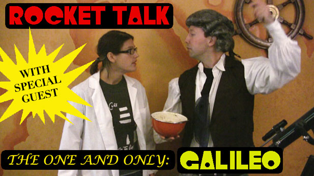 Rocket Talk: Becky Meets Galileo