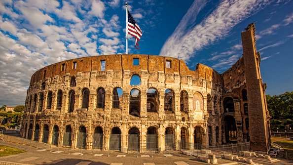 rome vs america In spite of a host of seemingly convincing similarities, considering dr tainter's analysis suggests that the aforementioned issues are often shared across many advanced societies therefore, the issues do not suggest a tie specifically between modern america and ancient rome.