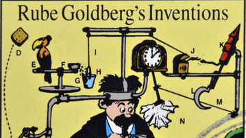 The Most Astounding Rube Goldberg Devices Ever Created