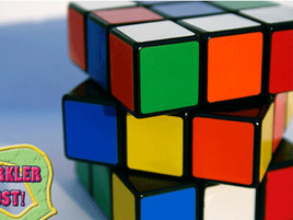 Flyergirl13 Tells You How—To Solve A Rubik's Cube