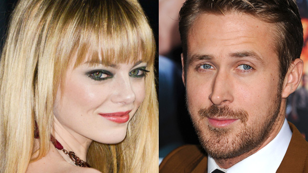 Ryan Gosling and Emma Stone Heat Up the Gangster Squad Premiere