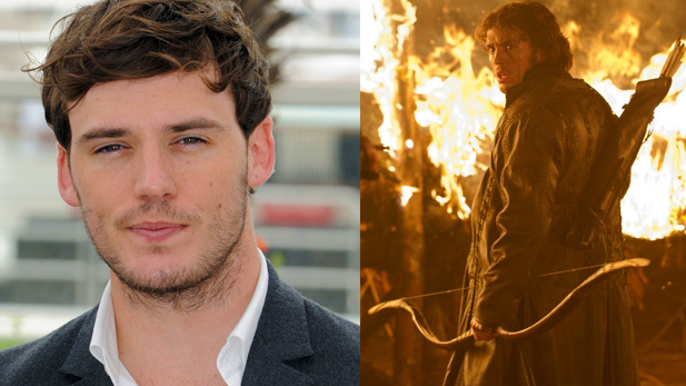 Will Sam Claflin Play Finnick Odair?!
