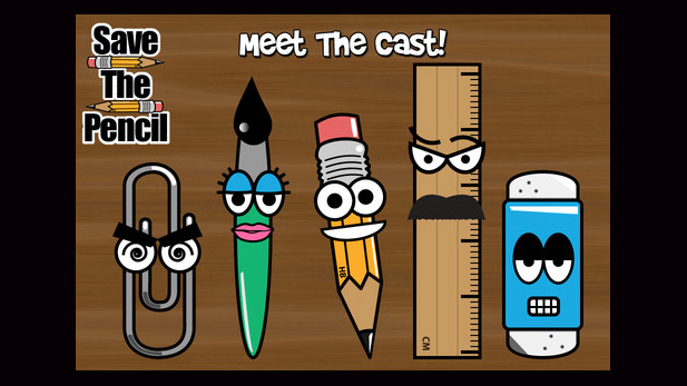 iPhone Game of the Week: Save the Pencil