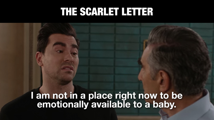 Every Book on Your English Syllabus Summed Up in <i>Schitt's Creek</i> Quotes