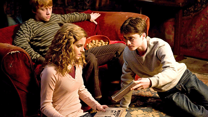 Other Fun Facts About Wizards J.K. Rowling Will Probably Reveal in the Fullness of Time