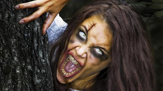 Zombies Invade Bangor, Maine (Sort Of)!