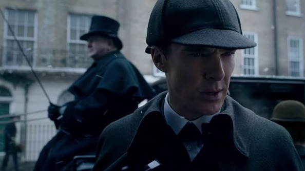 The First Look at the <i>Sherlock</i> Special Is Everything We Dreamed Of and MORE