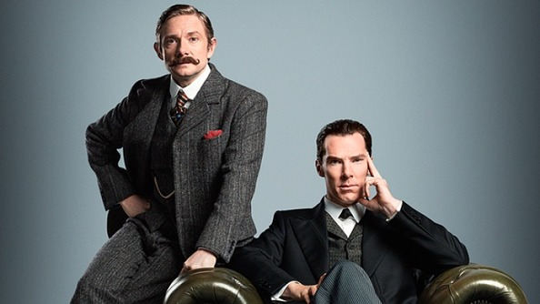 The BBC Is Tormenting Us with This New <i>Sherlock</i> Pic