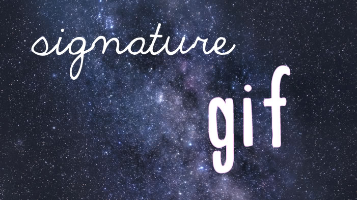 QUIZ: What's Your SIGNATURE GIF