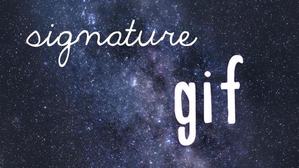 QUIZ: What's Your SIGNATURE GIF